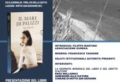 21 APRILE 2018: PRESENTAZIONE DEL LIBRO DI ADA MUROLO - IL MARE DI PALIZZI